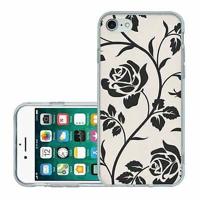 £6.95 • Buy For IPhone 7 8 SE 2020 Silicone Case Cover Gothic Pattern (S5017)