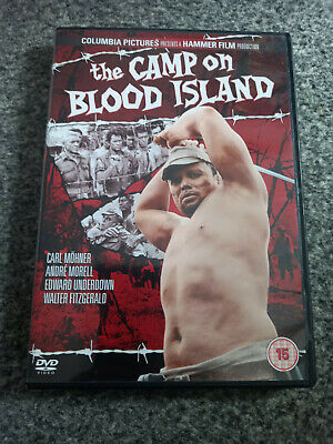 £3.35 • Buy The Camp On Blood Island (2009 DVD) Andre Morell