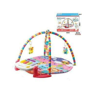 £23.15 • Buy Fisher-Price Kick And Play Piano Gym, New-Born Baby Play Mat Activity Center