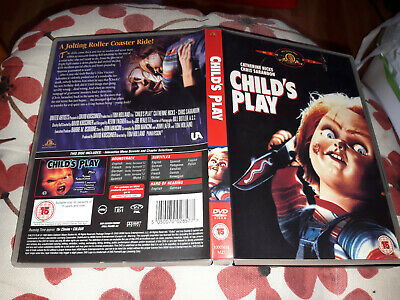 £4.29 • Buy Child's Play (1988) [DVD]   Catherine Hicks  Free Uk Delivery