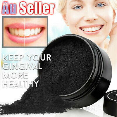 AU10.99 • Buy Activated Charcoal/Carbon Powder Toothpaste Teeth Whitening Detox Food Grade