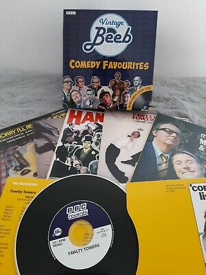 £11.55 • Buy Vintage BEEB BBC Comedy Favourites Collection - 10 CD Audio Boxed Classic