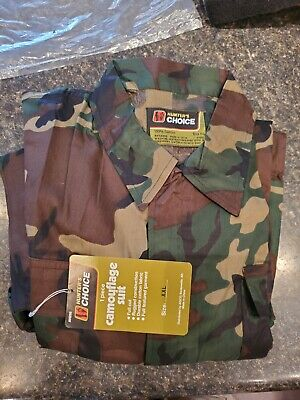 $25 • Buy Camouflage Coveralls Mens XXL