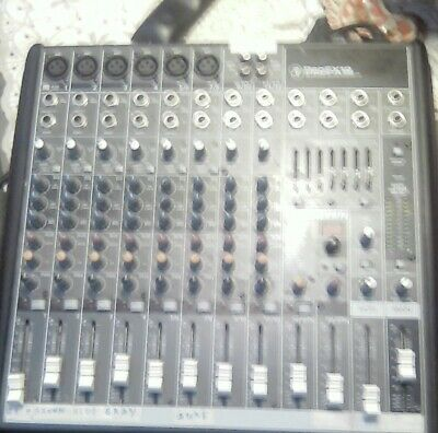 $200 • Buy Mackie ProFX12v3 12-Channel Pro Effects Mixer With Analog USB