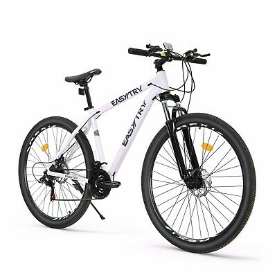 AU299 • Buy Mens Mountain Bike 29  X19  (for Height 180-210cm) 21 Speed Front Suspension MTB