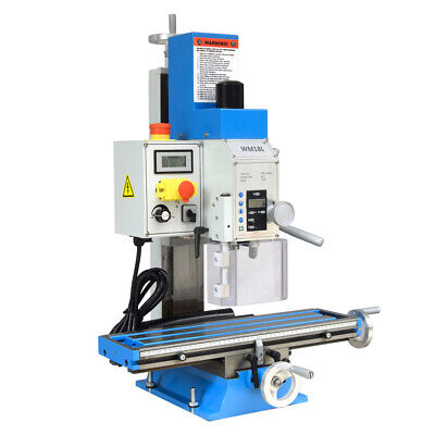 $1199 • Buy WM18L Drilling And Milling Machine With MT2 Spindle 750W Brushless Motor