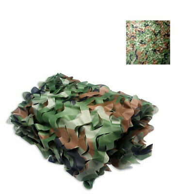 £7.99 • Buy 6.5ftx5ft Kids Bedroom Home Decoration Hide Army Camouflage Net Camo Netting UK