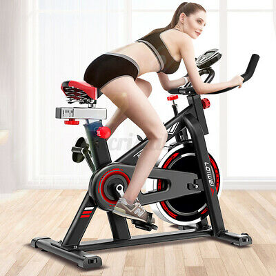 £116.50 • Buy Spin Home Gym Exercise Bike Cardio Workout Fitness Machine Load-bearing 150 KG