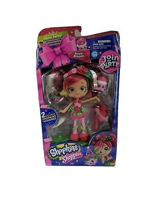 £43.26 • Buy Shopkins Shoppies Party Themed Doll Rosie Bloom