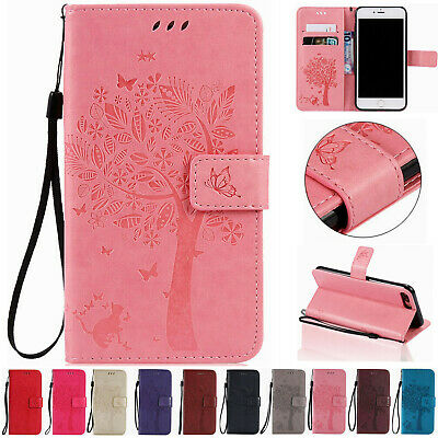 AU8.27 • Buy Magnetic Leather Wallet Case For IPhone 12 Pro Max 11  X XS XR 8 7 6 Flip Cover