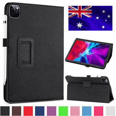 AU16.99 • Buy For IPad Pro 11 12.9 Inch 2021 Shockproof Slim Leather Cover Folio Stand Case