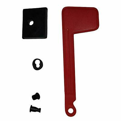 $12.92 • Buy Gibraltar Mailboxes RustProof Plastic Red Mailbox Replacement Flag Kit RFL10000