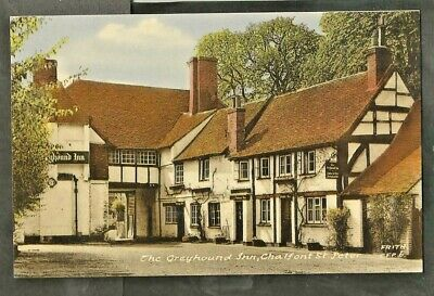£4 • Buy WOF Early Postcard, The Greyhound Inn, Chalfont St. Giles