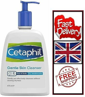 £11.69 • Buy Cetaphil Gentle Skin Cleanser, 473ml NEW  UK Free And Fast Delivery