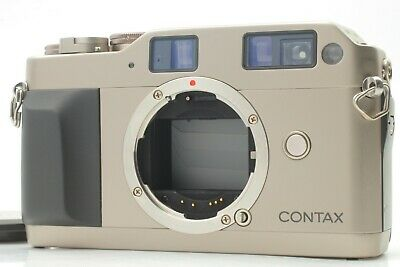 $ CDN276.95 • Buy 【Exc+++ Read】Contax G1 AF Rangefinder Film Camera Body Only From JAPAN #151