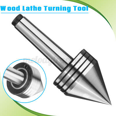 £12.99 • Buy MT2 Lathe Heavy Duty Live Centre Bearing Tailstock Metal Wood Turning Tool UK