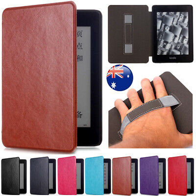 AU14.49 • Buy Smart Leather Case Cover For  Amazon Kindle Paperwhite 4 2018 10th Gen 6  Tablet