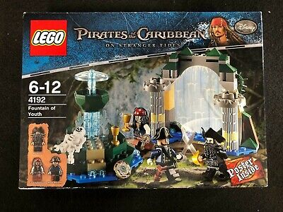 £89.99 • Buy LEGO Pirates Of The Caribbean Fountain Of Youth (4192) NEW Sealed