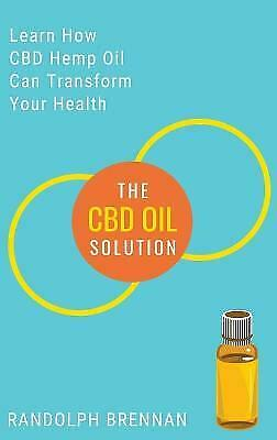 AU37.91 • Buy The Cbd Oil Solution, Brand New, Free Shipping