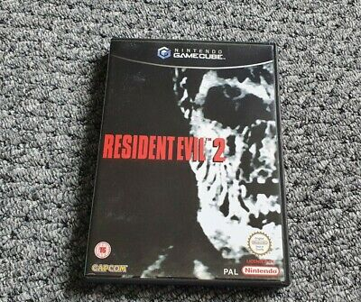 £17.99 • Buy Gamecube Resident Evil 2 Case With Instructions  No Game Disc Game Cube