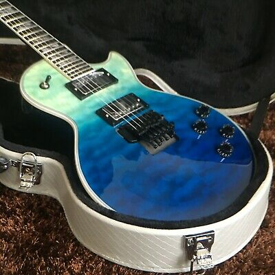 $ CDN237.92 • Buy Custom Factory High-Quality Blue Becomes Lighte Electric Guitar Fast Shipping