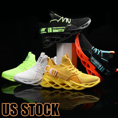 $27.99 • Buy Men's Fashion Running Sneakers Athletic Sports Outdoor Casual Tennis Shoes Gym