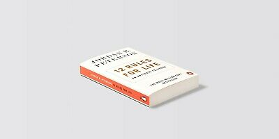 AU15.49 • Buy NEW 12 Rules For Life 2019 By Jordan B. Peterson Paperback Book AU