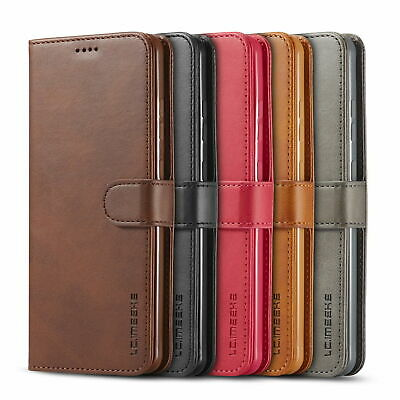 £6.25 • Buy Leather Magnet Wallet Flip Case Cover For IPhone 13 7 8 Plus XS XR 12 11 Pro Max
