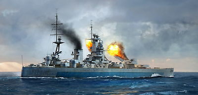 £38.74 • Buy Trumpeter 06717 - 1:700 Hms Nelson 1944 - New