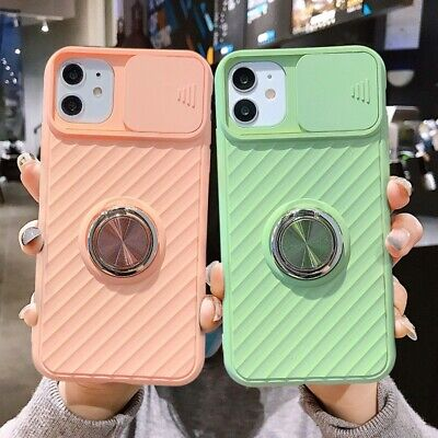 AU12.22 • Buy Classy Case With Diamond Ring Holder Phone For Iphone 8 XS XR 11 12 Cases Cover