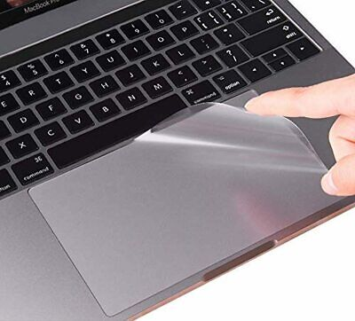 $10.34 • Buy MacBook Pro 13 2 2017 Skin, CASEBUY Clear Anti-Scratch Trackpad Protector Cover