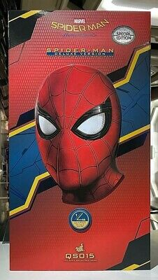 $ CDN730.13 • Buy Hot Toys QS015B 1/4 Spider-Man Homecoming Deluxe Special Edition W. Bonus Part
