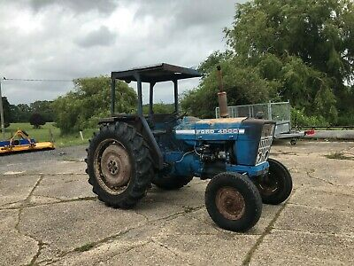 £5040 • Buy Ford 4000 Classic Tractor