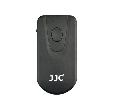 AU10.99 • Buy JJC Infrared Remote Control For Sony A1 A7M3 A7S3 A7R4 A6600 A6400 A6100 A6500