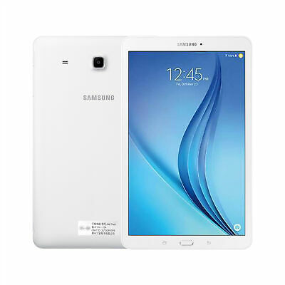 £89.99 • Buy Samsung Galaxy TAB E 9.6 Inch T560 Google Android WI-FI WhiteTABLET 16GB UK