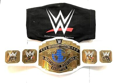 £199.99 • Buy 2014 Wwe Official Genuine Intercontinental Heavyweight Championship Relica Belt