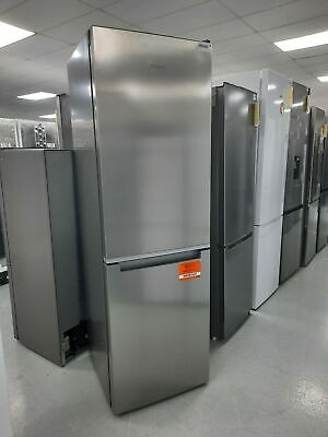 £400 • Buy Hotpoint H3T811IOX1 60/40 Fridge Freezer Stainless Steel Effect F Rated #295524