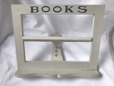 £9.99 • Buy Wooden Book Stand