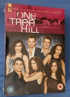 £8.99 • Buy One Tree Hill Complete Series Seven/Season 7, Seventh New Sealed 3 DVD Box Set