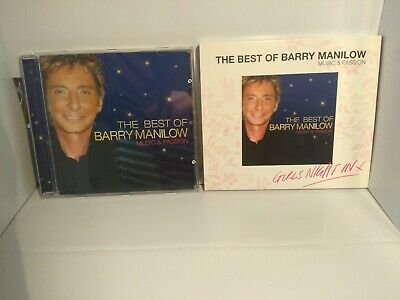 £2.50 • Buy Barry Manilow - Music And Passion (The Best Of , 2008)
