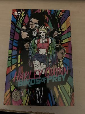 £7.99 • Buy Harley Quinn And The Birds Of Prey Comic (New)