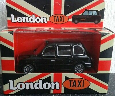 £6.25 • Buy London Taxi Black Cab.  Model Toy  Boxed. Ideal Gift. Dad Son Etc. Scale 1.87