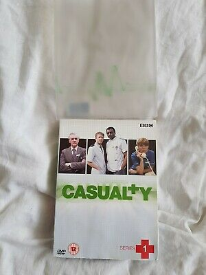 £22.50 • Buy Casualty - Series One (1) (4-Disc) Region 2 DVD Box Set With Slip Case