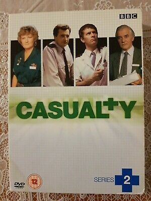 £23.50 • Buy Casualty - Series Two (2) (4-Disc) Region 2 DVD Box Set