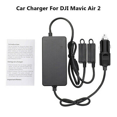AU45.90 • Buy Portable Car Charger Kids Toy Multifunction Safety Flight For DJI Mavic Air 2