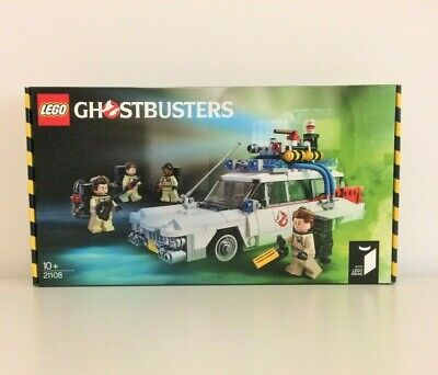 £89 • Buy LEGO Ideas Ghostbusters Ecto-1 21108 Brand New And Sealed