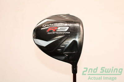 £109.65 • Buy TaylorMade R9 SuperTri Driver 9.5° Graphite Stiff Right 44.5in