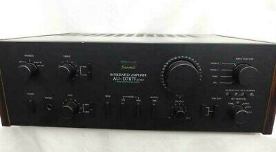 £358.73 • Buy SANSUI AU-707F Extra Integrated Amplifier Used F/S