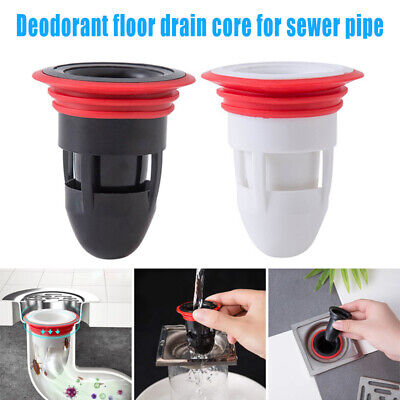 AU8.56 • Buy One-Way Drain Seal Valves  Drain Cover Isolate Drain Pipe Smell Bathroom Kitchen