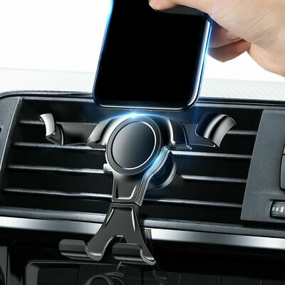 $7.09 • Buy 360° Gravity Car Bracket Phone Holder Air Vent Mount For CellPhone Accessories *